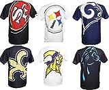 New Era NFL T-Shirt American Football Fan-Shirt Trikot Jersey Big Logo -