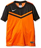 NIKE SS YTH Victory II Jersey - Camiseta para niño, Color Naranja/Negro, Talla XS