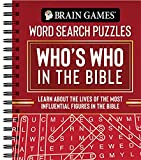 Brain Games - Word Search Puzzles: Who's Who In the Bible: Learn About the Lives of the Most Influential Figures in the Bible