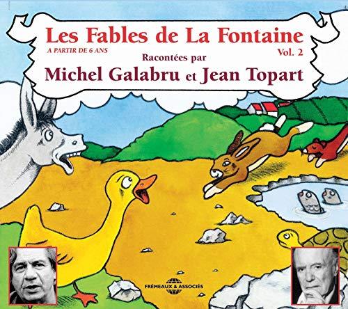 Fables Vol. 2-par Michel Galabru et Jean Topart