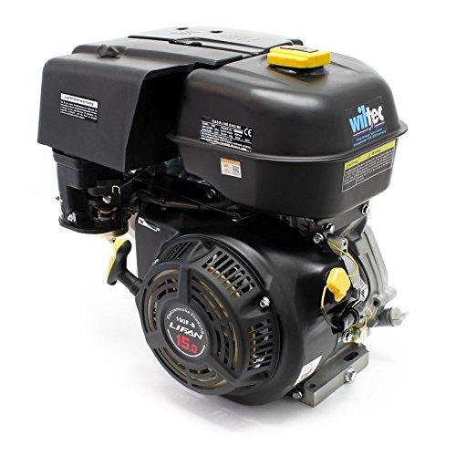 WilTec Motor de Gasolina LIFAN 190 10.5kW (14.3PS) 4 Tiempos