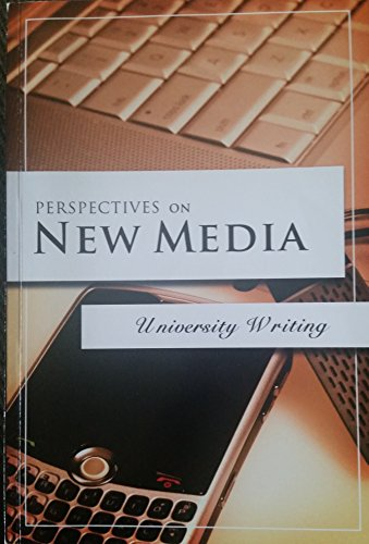 Perspectives on New Media (New BYU Edition)