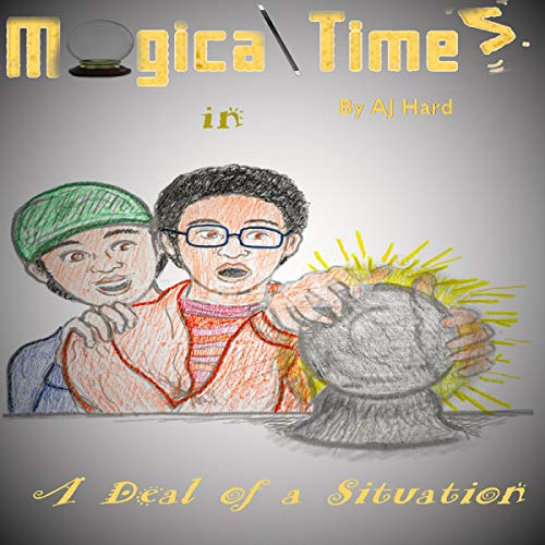 Magical Times audiobook cover art