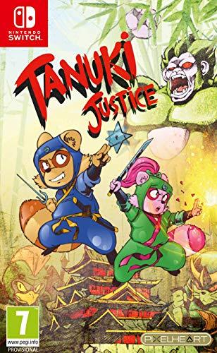 Tanuki's Justice Switch