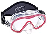 Oceanic Accent Scuba Schnorcheln Dive Maske, Rose