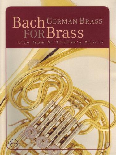 Johann Sebastian Bach for Brass(+booklet)