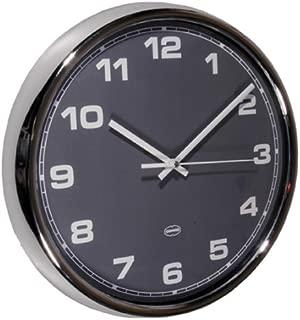 Cabanaz Wall Clock, Iron Grey