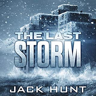 The Last Storm audiobook cover art