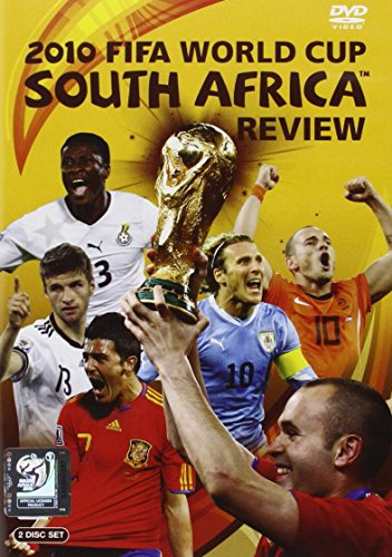 2010 Fifa World Cup South Africa Review (2 Dvd) [Edizione: Regno Unito] [Edizione: Regno Unito]