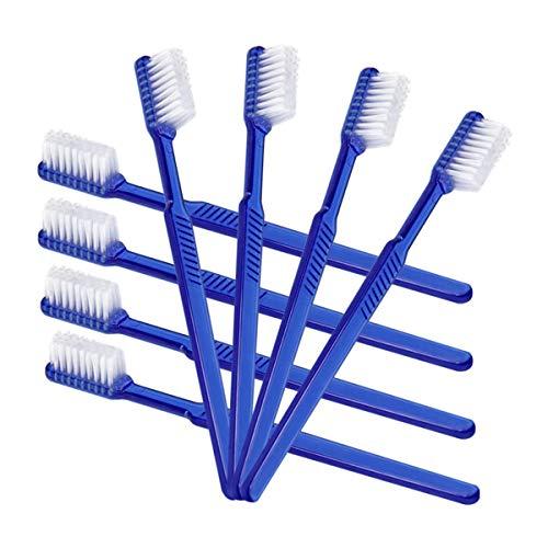 Einweg-Zahnbürste, Dentalbürste, Einmal-Zahnbürste ohne Zahnpasta, 100-500 - 1000 Stück, Größe:100 Stück
