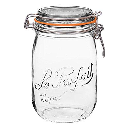 Le Parfait Super Jars - Discontinued (2 Pack,...