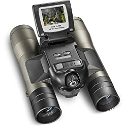 BARSKA 8x32 Binocular and Built-In 8.0 MP Digital Camera