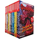The Classic Goosebumps Series 20 Books Collection Set By R. L. Stine