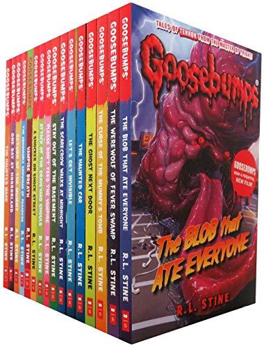 The Classic Goosebumps Series 20 Bo…