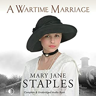 A Wartime Marriage cover art
