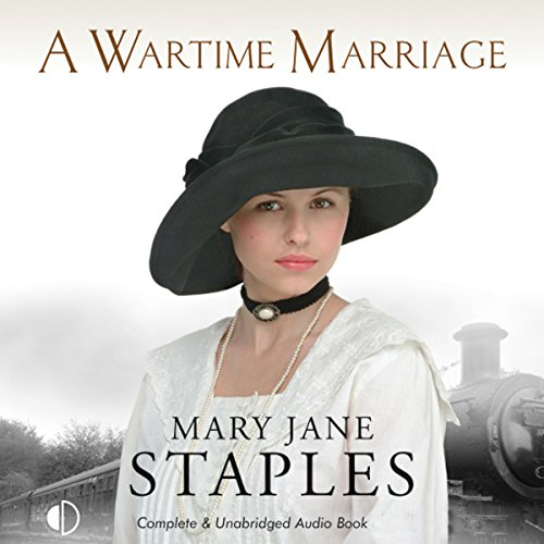 A Wartime Marriage audiobook cover art