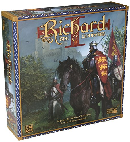 Richard the Lionheart (EN) Coolminiornot