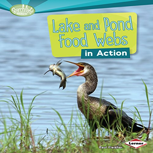 Lake and Pond Food Webs in Action copertina