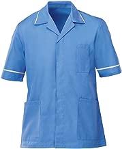 Alexandra Workwear Mens Healthcare Tunic Hospital Blue