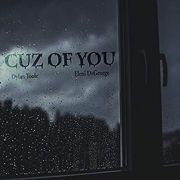 Cuz of You (feat. Eleni DeGeorge)