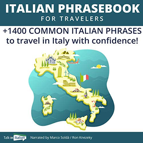 Italian Phrasebook for Travelers  By  cover art
