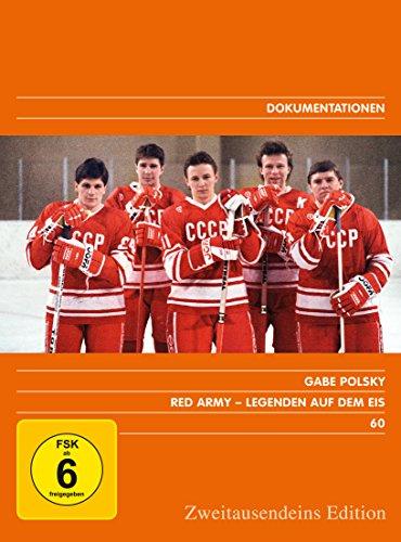 Red Army – Legenden auf dem Eis. Zweitausendeins Edition Dokumentation 60
