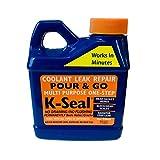 KSeal Reparación de refrigerante del radiador Permanet - Fija juntas de culata, sistemas de refrigeración - Sellador del radiador