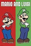 Super Mario Poster Mario & Luigi (61cm x 91,5cm) +