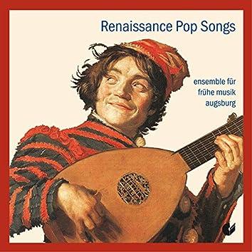 Renaissance Pop Songs