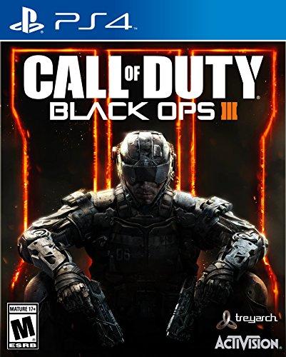 Activision Call Of Duty: Black Ops III - Juego (PlayStation 4, Soporte físico, RP (Clasificación pendiente))