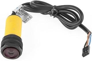 Interruttore sensore rilevamento infrarossi E18-D80NK Regolabile rilevare ostacoli Lunghezza sensore 1,77 pollici