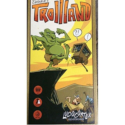 Asmodee - TROLL01 - Jeu d'ambiance - Trollland