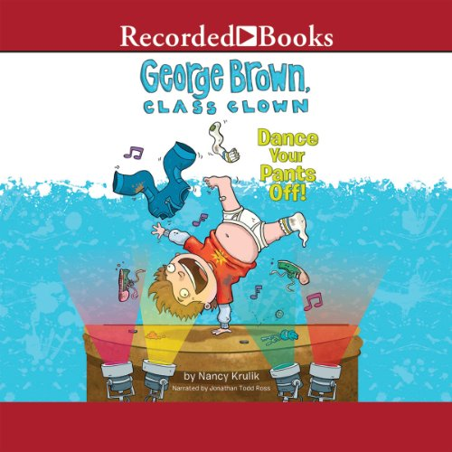 George Brown, Class Clown Audiobook By Nancy Krulik cover art