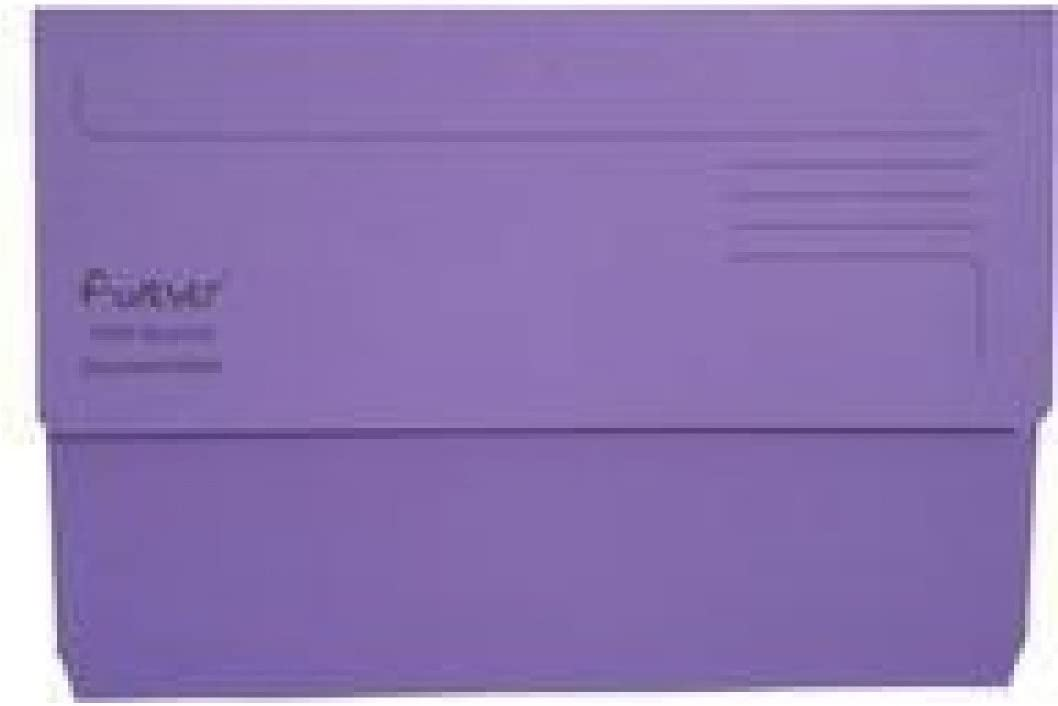 Guildhall Bright Foolscap Manilla Wallet Purple 211 Pack 5005 Super intense Award-winning store SALE of