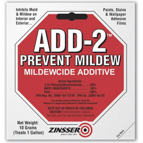 Mildewcide Mildew Preventing Additive