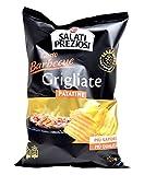 Patatine Grigliate Gusto Barbecue Salati Preziosi gr.120