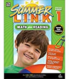 Math Plus Reading Workbook: Summer Before Grade 1 (Summer Link)