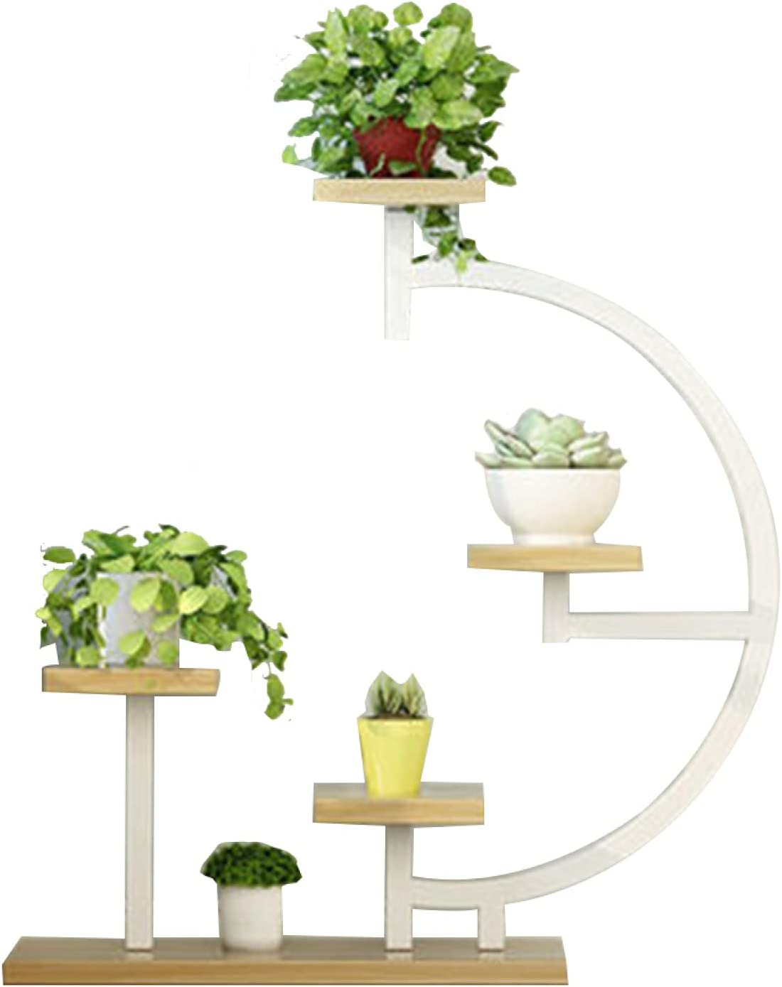 Flower New Shipping Free wholesale Shelves,Metal Stand Wooden Rack Tabletop Mult