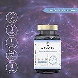 Zoom IMG-1 nootropico memoria naturale caffeine bacopa