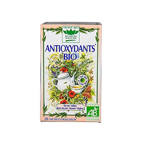 Romon Nature - Tisane anti-oxydants (ex. anti-âge) BIO - 20 sachets