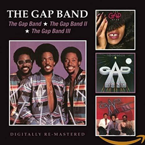 The Gap Band - The Gap Band 2