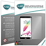 Slabo 4 x Bildschirmschutzfolie kompatibel mit LG G4 Stylus Bildschirmfolie Schutzfolie Folie Zubehör No Reflexion MATT