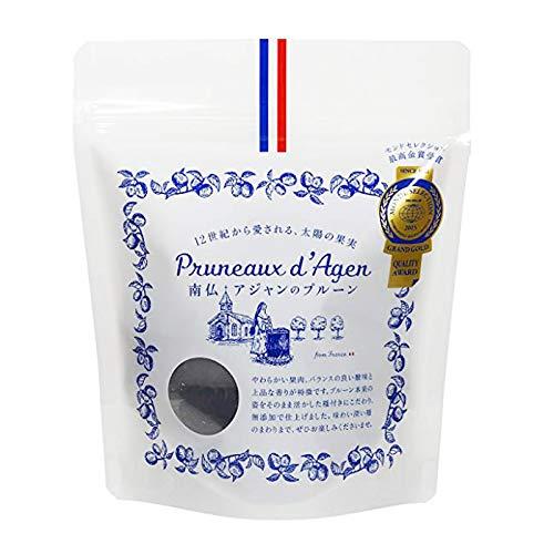 食塩不使用 無添加 南仏アジャンのプルーン 220g