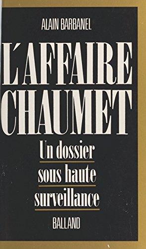 L'affaire Chaumet