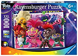 The Trolls Universe is about to get a whole lot louder in this Jigsaw Puzzle from Trolls 2 World Tour. A rocking Trolls Toy Bestselling puzzle brand worldwide - With over 1 billion puzzles sold, our children's jigsaw puzzles make ideal gifts for boys...