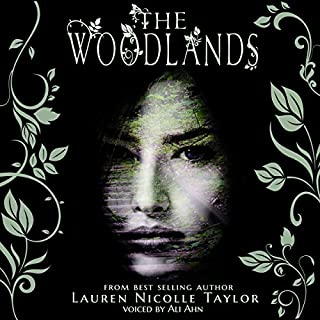 The Woodlands audiobook cover art
