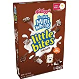 Crunchy, bite-sized wheat biscuits with the irresistible taste of sweet frosting and real chocolate in every satisfying spoonful; Little Bites are half the size with all the flavor you love Start your day off right with the goodness of wheat biscuits...