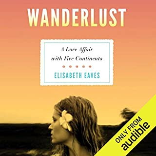 Wanderlust audiobook cover art