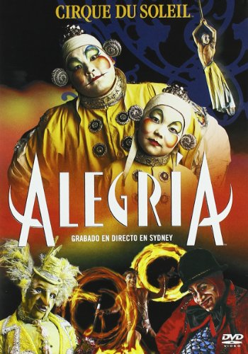 Cirque Du Soleil: Alegria (Import Dvd) (2003) Varios; Franco Dragone