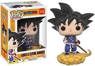 Funko - Pop! Vinilo Colección Dragonball Z - Figura Goku & Nimbus (7427)